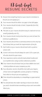 best ideas about job search tips job search some hiring managers will toss your resume out if you don t know these 13
