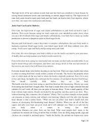 junk food essay junk food essay  metapod my doctor says resume essay on health hazards caused