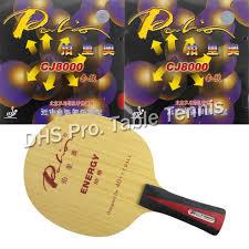 <b>Pro Table Tennis Combo</b> Paddle Racket Palio ENERGY 03 Blade ...