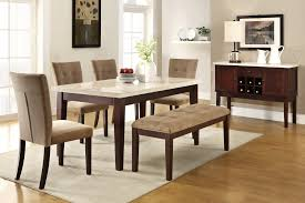 large piece dining table