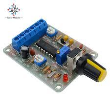 <b>ICL8038 Monolithic Function Signal</b> Generator Module DIY Kit Sine ...