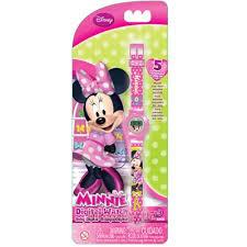 <b>Часы Minnie Mouse</b> (5 функций месяц дата <b>часы</b> минуты секунды ...