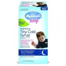 Hyland's <b>Baby</b> Nighttime <b>Tiny Cold Syrup</b>,- Buy Online in Cambodia ...