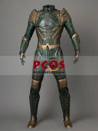 Justice League Film <b>Aquaman Arthur Curry Cosplay</b> Costume ...