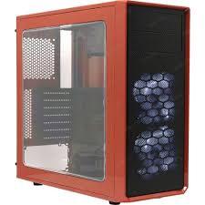 <b>Корпус Fractal Design FOCUS</b> G Red без БП с окном — купить ...