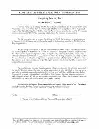 40 private placement memorandum templates word pdf private placement memorandum template 39