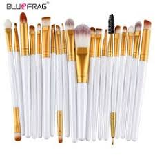 Professional Fiber <b>Makeup Brushes</b> Collection <b>25pcs</b> in 2019 ...