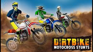 <b>Dirt Bike Motocross</b> Stunts GamePlay Ultra Settings - YouTube