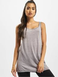 <b>Urban Classics</b> Верхняя <b>одежда</b> / Tank Tops <b>Ladies</b> Loose Burnout ...
