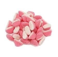 Gummy Candy - Strawberry <b>Candy</b> - <b>Pink</b> Candy - Strawberry Puffs ...