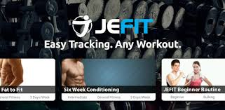 Приложения в Google Play – JEFIT Workout Tracker, Weight Lifting ...