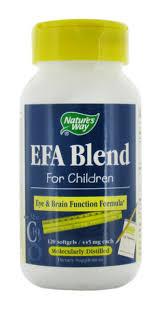 Nature's Way <b>EFA Blend for</b> Children for sale online | eBay