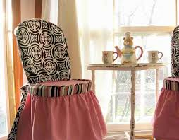 Stretch Dining Room Chair Covers Awesome Elegant Elegant Slipcovers Chair Pads Best Fabric For
