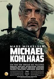 Michael Kohlhaas basiert auf der gleichnamigen Novelle von Heinrich Kleist und erzählt die wahre Geschichte über den Pferdehändler Michael Kohlhaas, ... - Michael_Kohlhaas_plakat