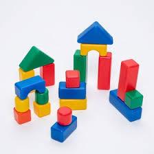 Строительный <b>набор</b>, <b>20 элементов</b> 4 х 4 см (1180360) - Купить ...
