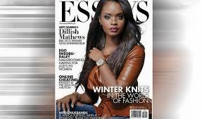 dillish mattews covers essays of africa magazine   online  dillish matthews