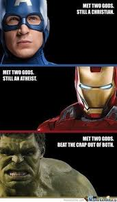 Superhero Memes on Pinterest | Batman Meme, Iron Man Memes and ... via Relatably.com