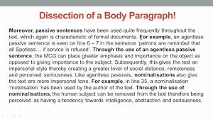 vce english language analytical commentary body paragraph vce english language analytical commentary body paragraph structure