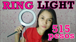 Cheapest <b>Ring Light</b> | Review + Quick Unboxing - YouTube