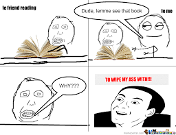 Story Book Memes. Best Collection of Funny Story Book Pictures via Relatably.com