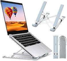 <b>Laptop Stand</b> for Desk, TEUMI Aluminum 9-Levels <b>Adjustable</b> ...