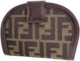 Oh Bi-Fold Wallet Card Case <b>zukka</b> Pattern out Khaki Series