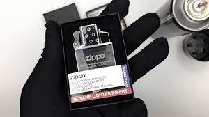 Заменить и заправить газовый модуль <b>Zippo</b> Double Torch 65827 ...