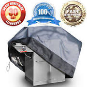 Heavy Duty <b>Waterproof BBQ</b> Cover Gas Barbecue Grill Storage ...