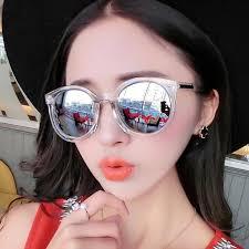 New Arrow Sunglasses Women Retro <b>Rivet</b> Round Glasses ...
