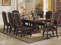 Parsons Dining Room Table Dining Room Table Sets Leather Chairs Coaster Set Of 2 Parson