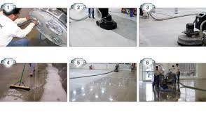 diamond grinding polished concrete decorative flooring colorize your polished concrete dqprocess colorize your polished concr