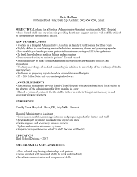 medical administrative assistant resume template sample adobe pdf pdf ms word doc rich text