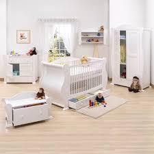 tutti bambini marie 6 piece nursery room set in white baby nursery decor furniture uk