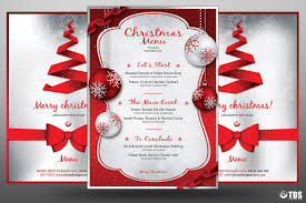 christmas menu template psd v tds psd flyer templates christmas eve menu template psd v 4