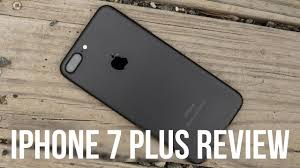 <b>Apple iPhone 7 Plus</b> Review - YouTube