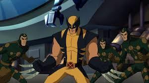 Resultado de imagen de lobezno y los x-men serie animada