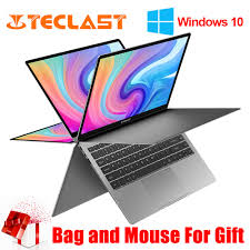 <b>Teclast F6 Plus</b> 360° Laptop <b>13.3</b> inch Notebook Windows 10 OS ...