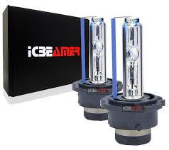 ICBEAMER <b>8000K D2S</b> D2C <b>D2R</b> Xenon Factory HID Replacement ...