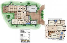 Contemporary House Plan   Florida House Plan   Weber Design GroupGalleon House Plan