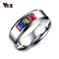 <b>Crystal</b> Ring for Women 316l Stainless Steel <b>Fashion</b> Female ...