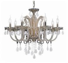 Купить <b>Люстра Crystal Lux DALIA</b> SP8, E14, 480 Вт по низкой ...