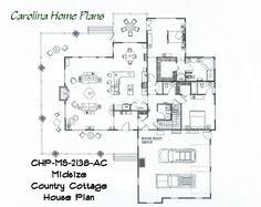 images about House Plans in D on Pinterest   Open Floor    Midsize Country Cottage House Plan  See  D views of Country Cottage House Plan