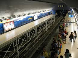 Plaza de Maipú metro station