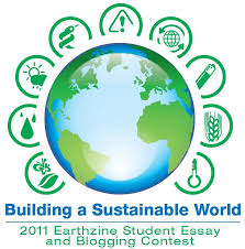 earthzine to hold third annual essay and blogging contest on   essay contest logo