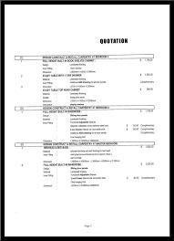 interior design proposal sample pdf best design ideas interior design quotation sample