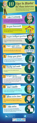 tips to master the phone interview infographic infographic 10 tips to master the phone interview infographic