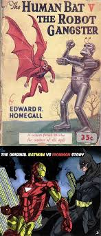 Edward R Home Gall Made Batman Vs Ironman Before It Was Cool by ... via Relatably.com
