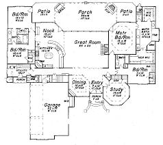 Single Story Luxury House Plans   Smalltowndjs comImpressive Single Story Luxury House Plans   One Story Luxury House Plans