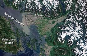 Brackish Water: Where <b>Fresh</b> Water Rivers Meet A Salt Water Sea