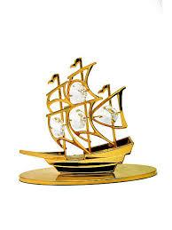 <b>Фигурка корабль</b> CRYSTOCRAFT 4164767 в интернет-магазине ...